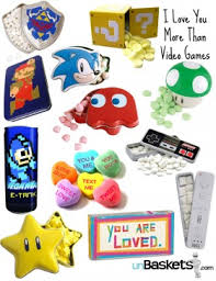 Gamer Gift Basket Unique Gift Baskets Unique Gifts Shop Colorful Gifts