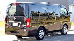 nissan caravan 2013 nissan sa confirms re entry into taxi business with nv350 www