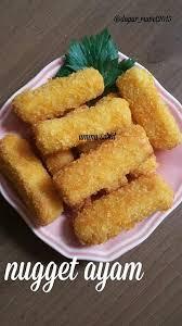 membuat nugget ayam pakai tepung terigu membuat nugget ayam untuk di jual