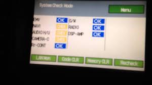 lexus ls430 usa lexus ls430 hidden menu service check reset etc youtube