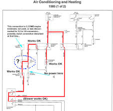help a c system wiring anyone know where this 4 wire junction