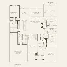 Old Pulte Floor Plans by Ambassador At Trails Of Katy In Katy Texas Pulte