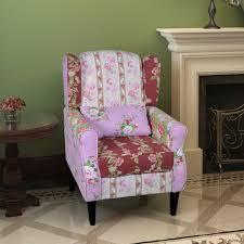 Relax Armchair Patchwork Relax Armchair Floral Design Www Vidaxl Com Au