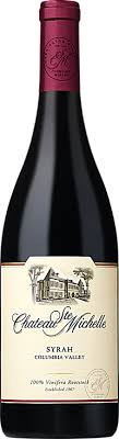 columbia valley wine collections chateau 2014 syrah our wines