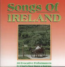 ireland photo album various classical cd album songs of ireland hallmark 300212 uk