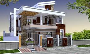 House Design 15 30 Feet Double Storey Kerala Houses Front Elevations Amazing