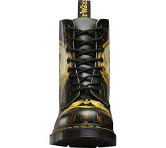 buy boots worldwide shipping dr martens pascal di paolo 8 eye boot backhand shoes leather
