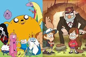 5 current kids cartoons adults watching