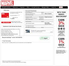 marvel mastercard synchrony 5 17 update page 26 myfico