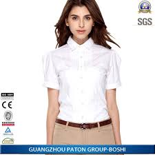 business blouses business wear blouse sleeve white blouse shirt for