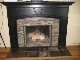 home decor best metal fireplace surround designs and colors