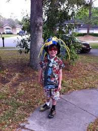 wacky tacky tourist day costumes and school