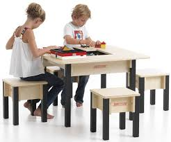 Kids Activity Table With Storage Kids Play Table With Storage Kinderspell