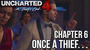 Theradbrad Meme - uncharted 4 walkthrough chapter 6 once a thief uncharted 4