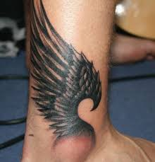ankle tattoos for ideas and designs for guys