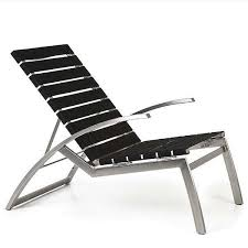 Armchair Position Lounge Armchair Alcedo Eb Stainless Steel And Elastic Belts