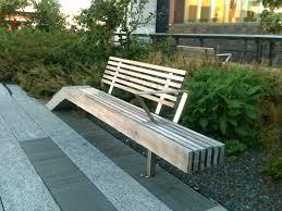 modern park bench plans modern outdoor park benches modern park