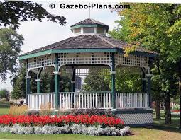gazebo plans photos designs styles for building gazebos