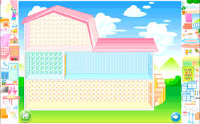 Barbie Doll House Games Free line 4865