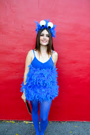Lil Monster Halloween Costume by Best 25 Cookie Monster Costumes Ideas On Pinterest Monster