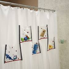 Shower Curtain With Pockets Baby Lock Sewing Machines