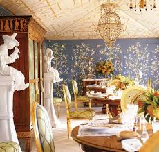 Wallpaper Designs For Dining Room by 214 Best The Chinoiserie Dining Room Images On Pinterest