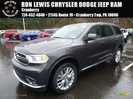 jeep durango 2016 2016 granite crystal metallic dodge durango limited awd 112208385