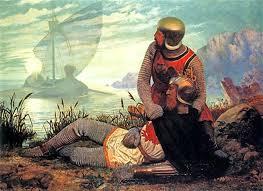 anl english language literature the legend of king arthur