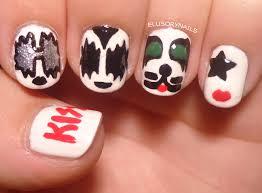 kiss nail art images nail art designs