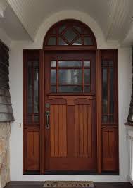 small wooden front doors 12 models of modern wooden front doors