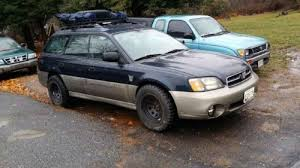 offroad subaru outback buy used 2002 subaru outback off road base wagon 4 door 2 5l in