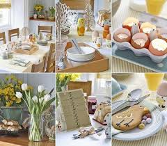 Easter Breakfast Table Decorations by Easter Home Decorating Give Your Home A Joyful Look Www