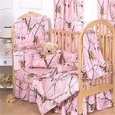 Pink Camo Crib Bedding Sets Realtree Ap Pink Camo Baby Crib Set 7pc