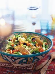 ricardo cuisine concours salade fattouche salade avec pains pitas ricardo