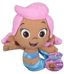 amazon com fisher price nickelodeon bubble guppies friends molly