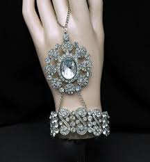 crystal ring bracelet images The great gatsby bracelet slave bracelet art deco crystal cuff jpg