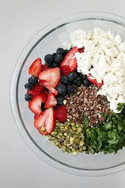 how to make a really good quinoa salad popsugar food