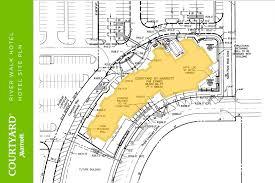 Riverwalk Map New Era Hotels And Resorts Courtyard By Marriott Flower Mound