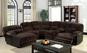 furniture of america cm6822 glasgow transitional dark brown