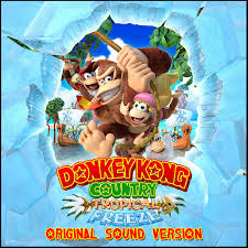 tropical photo album kong country tropical freeze original soundtrack mp3