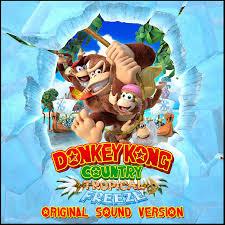 tropical photo album kong country tropical freeze original soundtrack mp3