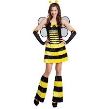 toddler bumble bee halloween costumes bumble bee halloween dress up role play costume walmart com
