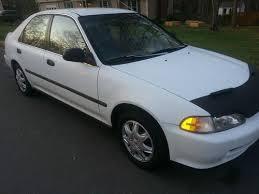 1994 honda civic 4 door find used 1994 honda civic lx sedan 4 door 1 5l in henrico