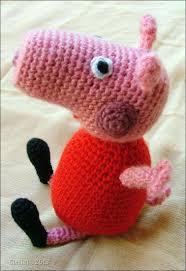 peppa pig amigurumi craftsy