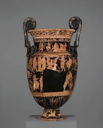 Greek Vase Design Undoing A 19th Century Art Restorer U0027s Overzealous Handiwork