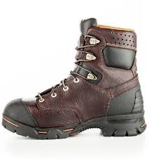 womens timberland boots uk size 6 pro hton brown steel toe safety leather boot uk sizes 6 to