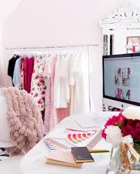 Pink Peonies Bedroom - rachel parcell pink peonies office reveal pink peonies by