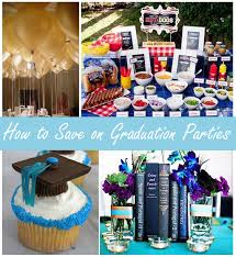Diy Graduation Centerpieces by 6 Genius U0026 Budget Friendly Graduation Party Ideas Thegoodstuff