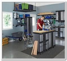 Garage Shelving System by Kobalt Garage Storage Cabinets Home Design Ideas
