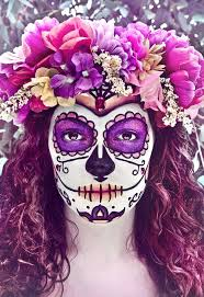 Sugar Skull Halloween Makeup 86 Best Calavera Sugar Skull Make Up Images On Pinterest Sugar
